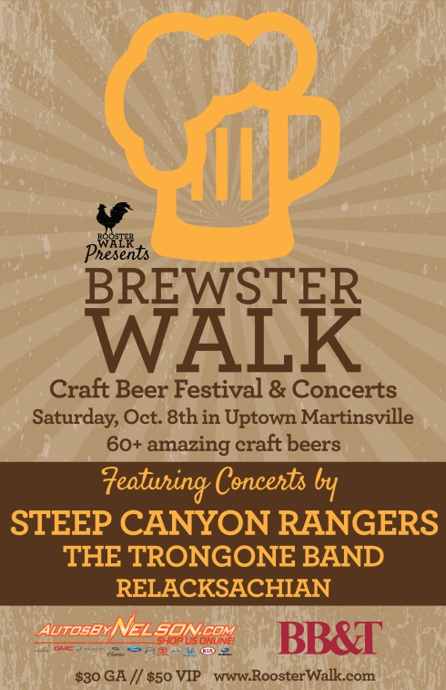 BrewsterWalk  2016 Poster copy