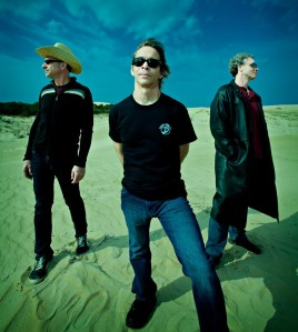 Tim Reynolds & TR3 will perform at the Rives Theatre on March 15th.