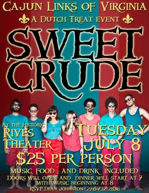 Sweet Crude poster copy (2)