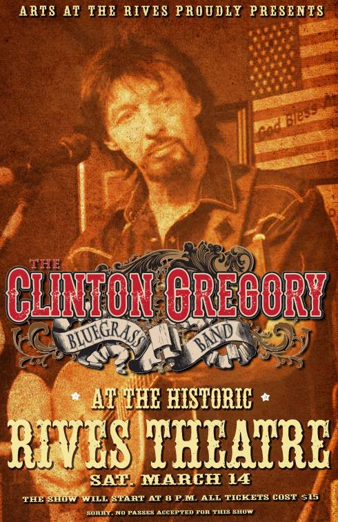 Clinton-Gregory-Poster