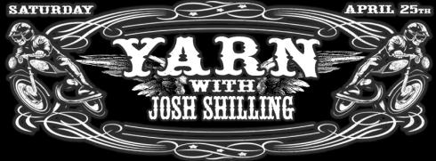 yarn and Josh Shilling FB copy
