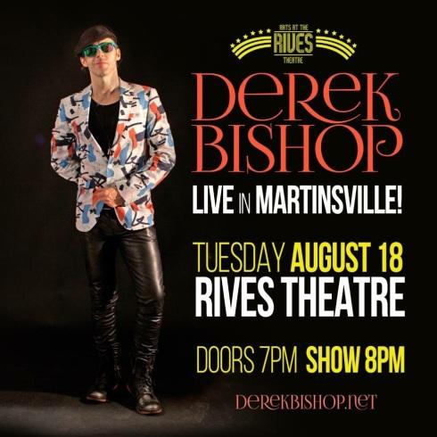 Derek Bishop Mville