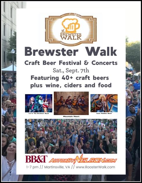 Brewster Walk poster